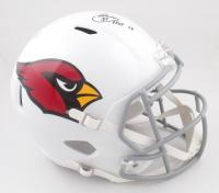 "Aeneas Williams Signed Cardinals Full-Size Speed Helmet Inscribed ""HOF 14"" (JSA COA) at PristineAuction.com"