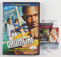 "Nick Cannon Signed ""Drumline"" DVD Disc Case (JSA COA) at PristineAuction.com"