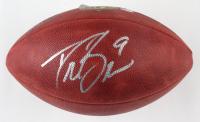 """Drew Brees Signed NFL """"The Duke"""" Game Ball Football (Radtke Hologram & Brees Hologram) at PristineAuction.com"""