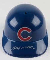 Billy Williams Signed Cubs Logo Full-Size Batting Helmet (Schwartz Sports Hologram) at PristineAuction.com