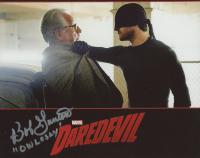"Bob Gunton Signed ""Daredevil"" 8x10 Photo Inscribed ""Owlesly"" (ACOA COA) at PristineAuction.com"