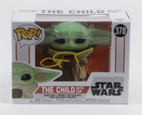 """John Rosengrant Signed """"The Child with Cup"""" #378 Star Wars Funko Pop! Vinyl Figure (JSA COA) at PristineAuction.com"""