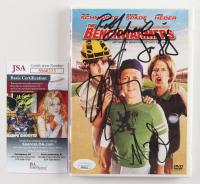 """The Benchwarmers"" DVD Disc Case Cast-Signed by (4) with David Spade, Rob Schneider, Jon Lovitz & Nick Swarsdon (JSA COA) at PristineAuction.com"