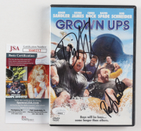 "David Spade & Rob Schneider Signed ""Grown Ups"" DVD Disc Case (JSA COA) at PristineAuction.com"