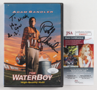 """Rob Schneider Signed """"The Waterboy"""" DVD Disc Case Inscribed """"You Can Do It!"""" (JSA COA) at PristineAuction.com"""