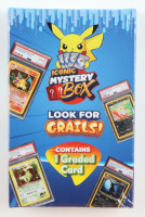 Iconic Pokemon Mystery Box with (1) Graded Card at PristineAuction.com