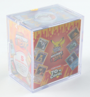 Iconic Pokemon Mystery Box with (70) Cards at PristineAuction.com