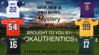 OKauthentics NFL, MVP, HOF & Pro Bowl Jersey Mystery Box - Series VI at PristineAuction.com