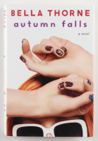 "Bella Thorne Signed ""Autumn Falls"" Hard-Cover Book (JSA COA) at PristineAuction.com"