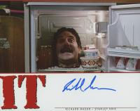 "Richard Masur Signed ""IT"" 8x10 Photo (ACOA COA) at PristineAuction.com"