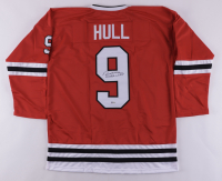 Bobby Hull Signed Jersey (Beckett Hologram) at PristineAuction.com