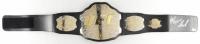 "Chuck ""Iceman"" Liddell Signed Full-Size UFC World Championship Replica Belt (Beckett Hologram) at PristineAuction.com"