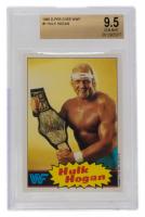 Hulk Hogan 1985 O-Pee-Chee WWF #1 (BGS 9.5) at PristineAuction.com
