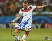 Bastian Schweinsteiger Signed 8x10 Photo (Beckett COA) at PristineAuction.com