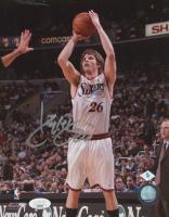 Kyle Korver Signed 76ers 8x10 Photo (JSA COA) at PristineAuction.com