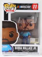 Bubba Wallace Signed #11 NASCAR Funko Pop! Vinyl Figure (JSA COA) at PristineAuction.com