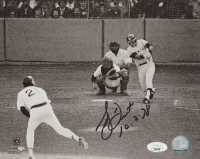 """Bucky Dent Signed 8x10 Photo Inscribed """"10-2-78"""" (JSA COA) at PristineAuction.com"""