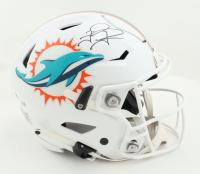 Tua Tagovailoa Signed Dolphins Full-Size Authentic On-Field SpeedFlex Helmet (Fanatics Hologram) at PristineAuction.com