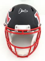Tyreek Hill Signed Cheifs Full-Size AMP Alternate Speed Helmet (JSA COA) at PristineAuction.com