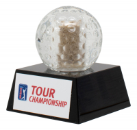 2018 PGA Tour Tournament-Used Sand Crystal Golf Ball at PristineAuction.com