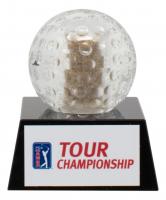 2018 PGA Tour Championship Tournament-Used Sand Crystal Golf Ball at PristineAuction.com
