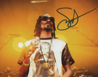 Snoop Dogg Signed 8x10 Photo (ACOA COA) at PristineAuction.com