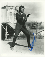 """Clint Eastwood Signed """"Dirty Harry"""" 8x10 Photo (ACOA COA) at PristineAuction.com"""