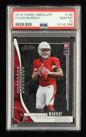 Kyler Murray 2019 Absolute #126 RC (PSA 10) at PristineAuction.com
