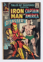 """1966 """"Tales of Suspense"""" Issue #79 Marvel Comic Book at PristineAuction.com"""