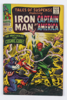 """1966 """"Tales of Suspense"""" Issue #80 Marvel Comic Book at PristineAuction.com"""