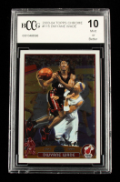 Dwyane Wade 2003-04 Topps Chrome #115 RC (BCCG 10) at PristineAuction.com