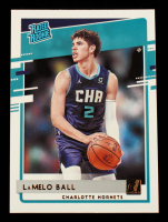 LaMelo Ball 2020-21 Donruss #202 RR RC at PristineAuction.com