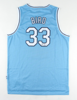 Larry Bird Signed Indiana State Sycamores Jersey (PSA COA) at PristineAuction.com