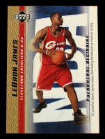 LeBron James 2003-04 Upper Deck Phenomenal Beginning LeBron James #15 at PristineAuction.com