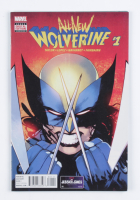 """2016 """"All-New Wolverine"""" Issue #1 Marvel Comic Book at PristineAuction.com"""