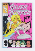 """1987 """"Silver Surfer"""" Issue #1B Marvel Comic Book at PristineAuction.com"""