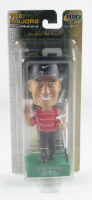 """Complete Set of (4) Tiger Woods Upper Deck """"The Majors Playmakers"""" Bobbleheads with Upper Deck Card at PristineAuction.com"""