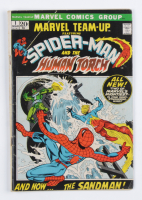 """1972 """"Marvel Team-Up"""" Issue #1 Marvel Comic Book at PristineAuction.com"""