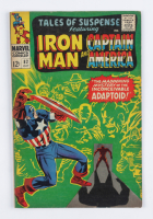 """1966 """"Tales of Suspense"""" Issue #82 Marvel Comic Book at PristineAuction.com"""