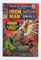 """1967 """"Tales of Suspense"""" Issue #87 Marvel Comic Book at PristineAuction.com"""