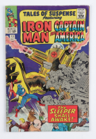 """1965 """"Tales of Suspense"""" Issue #72 Marvel Comic Book at PristineAuction.com"""