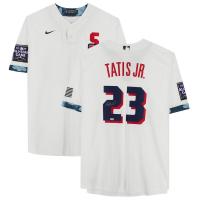 Fernando Tatis Jr. Signed 2021 All-Star Game Jersey (MLB Hologram) at PristineAuction.com