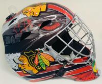 Marc-Andre Fleury Signed Blackhawks Full-Size Goalie Mask (Fanatics Hologram) at PristineAuction.com