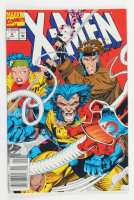 "1992 ""X-Men"" Vol. 2 Issue #4B Marvel Comic Book at PristineAuction.com"