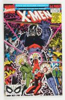 "1990 ""Uncanny X-Men"" Vol. 1 Issue #14B Marvel Comic Book at PristineAuction.com"