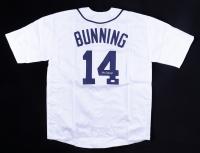 Jim Bunning Signed Jersey (JSA COA) at PristineAuction.com