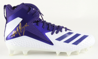 Marquise Brown Signed Adidas Football Cleat (JSA COA) at PristineAuction.com