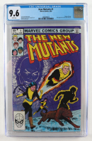 """1983 """"The New Mutants"""" Issue #1 Marvel Comic Book (CGC 9.6) at PristineAuction.com"""