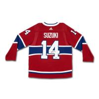 Nick Suzuki Signed Canadiens Jersey (UDA COA) at PristineAuction.com