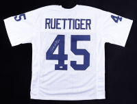 Rudy Ruettiger Signed Jersey (JSA COA) at PristineAuction.com